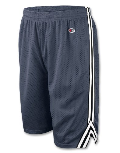 Champion Men's Lacrosse Short,Slate Gray,Large