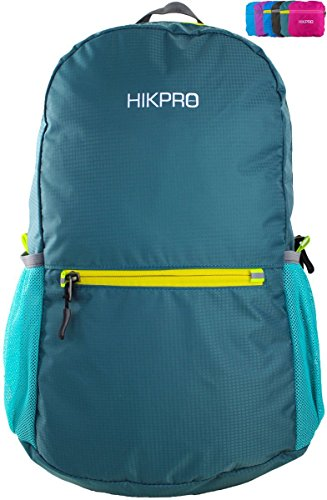 [Newest]#1 Rated Ultra Lightweight Packable Backpack Hiking Daypack + Most Durable Light Backpacks for Men and Women (Newest Teal 2.0)