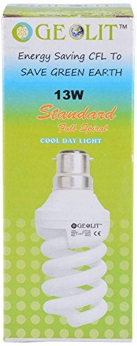 13W CFL Bulb (White)