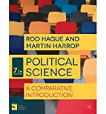 img - for [ POLITICAL SCIENCE: A COMPARATIVE INTRODUCTION (UPDATED, REVISED) (COMPARATIVE GOVERNMENT AND POLITICS (PAPERBACK)) ] By Hague, Rod ( Author) 2013 [ Paperback ] book / textbook / text book