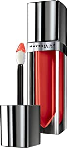 Maybelline New York Color Sensational Color Elixir Lip Color, Signature Scarlet, 0.17 Fluid Ounce