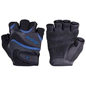Harbinger FlexFit Weight Lifting Gloves for Men (Small)