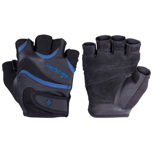 Harbinger Men's FlexFit Weight Lifting Gloves, XX-Large
