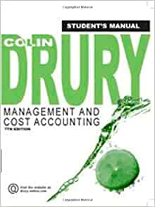 Download cost drury accounting and colin free pdf management