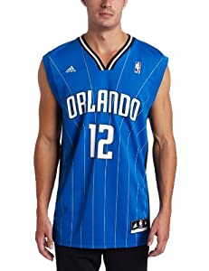 NBA Orlando Magic Dwight Howard Road Replica Jersey Blue by adidas