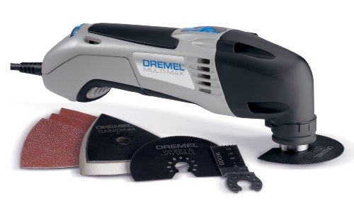 Dremel 6300-05 120-Volt Multi-Max Oscillating Kit
