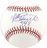 Mike Schmidt Autographed MLB Baseball with 548 Inscription - Fanatics Authentic Certified - Autographed Baseballs