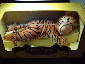 Anne Geddes Baby Tigers AA Sleeping Baby Doll by Unimax Toys