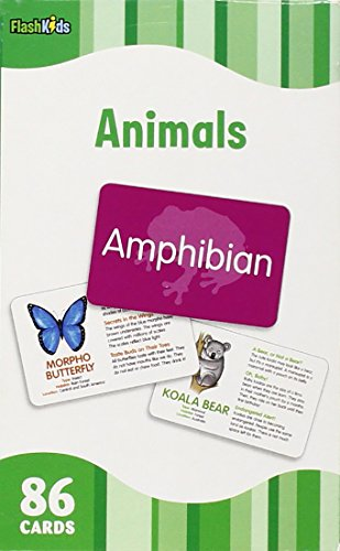 Animals (Flash Kids Flash Cards)