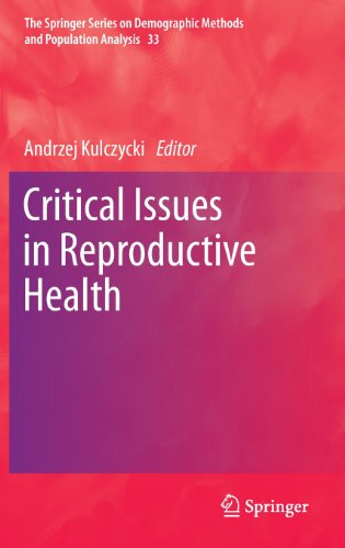 Critical Issues In Reproductive Health (The Springer Series On Demographic Methods And Population Analysis) front-855034