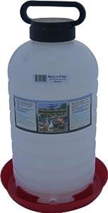 Farm+Tuff Farm Tuff Top Fill Poultry Fountains, 7-Gallon