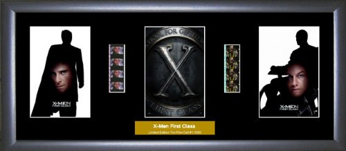 X-Men 1st Class - Trio Film Cell
