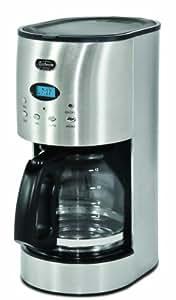 Sunbeam 12-Cup programmable Coffee Maker-Urban, Stainless Steel