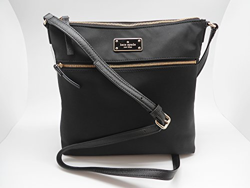 Kate Spade Keisha Blake Avenue Crossbody Shoulder Bag in Black (001) (New York In A Bag compare prices)