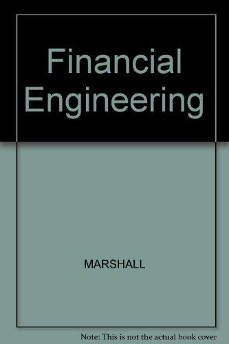 Financial Engineering, Marshall, John F.