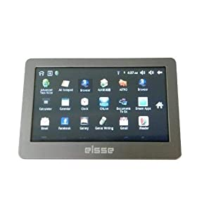 Elsse (TM) 4.3 Inch Internet Touchscreen Tablet with Built in WIFI and much more