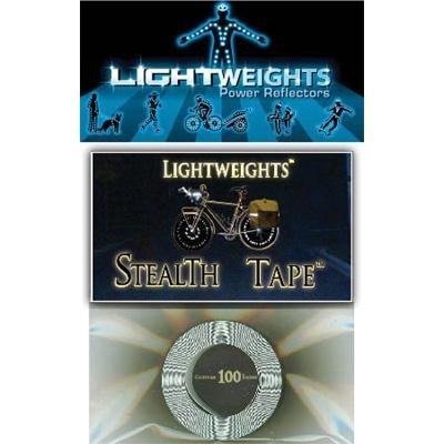 Lightweights Stealth Tape (100-Inch Roll)