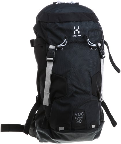 Haglofs Roc Hard 30 Litre Rucksack Black/Charcoal