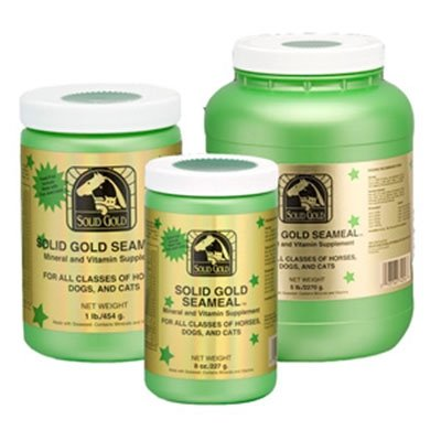 Solid Gold Seameal Mineral & Vitamin Supplement For Pets, 5 Lb