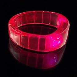 Pink Fashion Led Bracelets