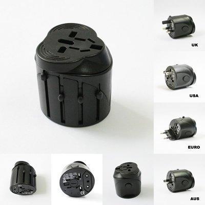 Universal International Travel Power Plug Adapter - 110V/275W And 220V