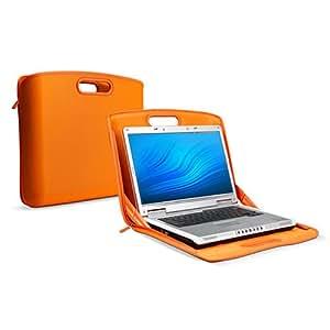 belkin laptop sleevetop case silver: amazon.co.uk