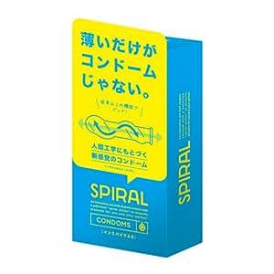 SPIRAL[インスパイラルS] 6個入り
