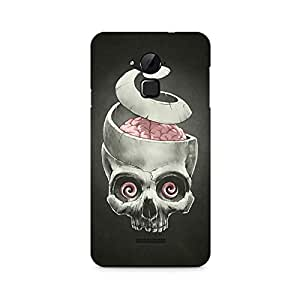 Ebby Open Your Brain Premium Printed Case For Coolpad Note 3