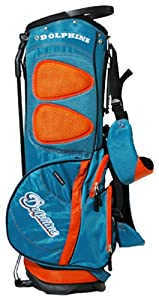 NFL Miami Dolphins Stand Golf Bag