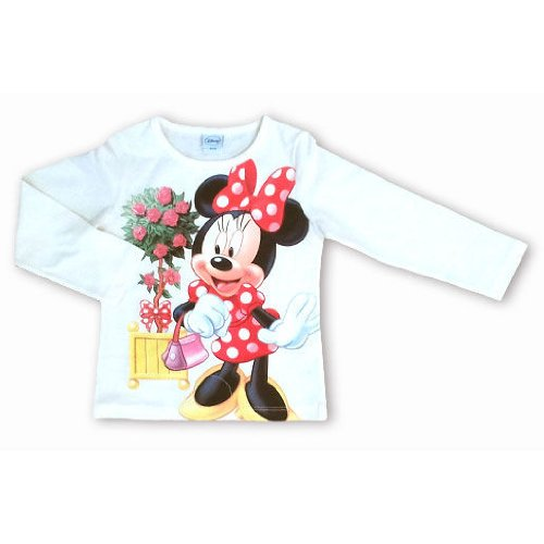 Camiseta-Minnie-Disney-blanca