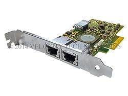 Dell F169G Broadcom 5709 1GB PCI-E Dual Port Gigabit NIC | PowerEdge R710