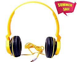 Hangout GRAND PRO Headset HO-72-Yellow