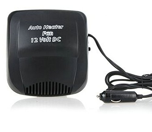 Patech Dc12v 150w Car Auto Vehicle Electronic Fan Heater Heating Windshield Defroster Demister Universal Portable