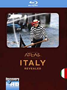 Discovery Atlas: Italy Revealed [Blu-ray]
