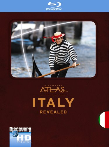 Атлас Дискавери: Италия / Discovery Atlas: Italy Revealed (2006) BDRip HQ