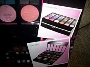 The Color Workshop 92 Piece Make Up Set/92 Piece makeup Collection/ 2 Tier Luxury Compact/ Eyeshadows/Lip Glosses/Powders