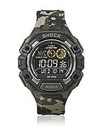 Timex Reloj de cuarzo Man Expedition Shock Camo Negative Display 48 mm