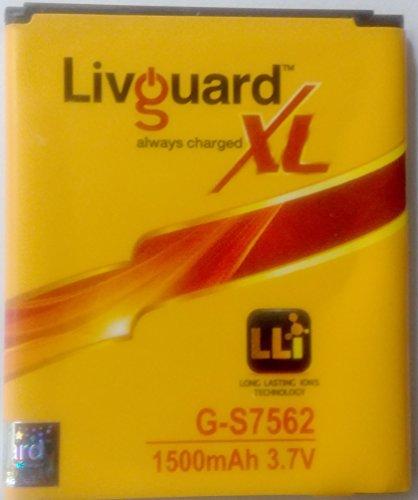 Livguard G-S7562 1500mAh Samsung S Duos Battery