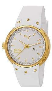 Puma PU103042002 Hero White Gold Watch