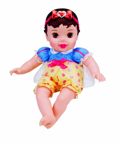 My First Disney Princess Baby Doll - Snow White (Style Will Vary)