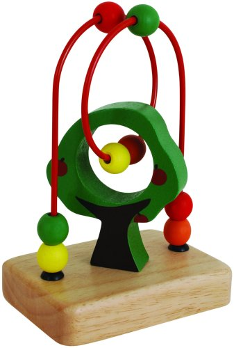 Cheap Fun ImagiPLAY Apple Tree Bead Maze (B001U57YJY)