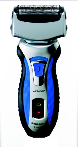 Panasonic ES-RT31 Wet/Dry Triple Blade Rechargeable Electric Shaver Trimmer