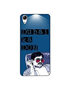 HTC Desire 828 nkt02 (23) Mobile Case by Mott2 - Dubai ka Don kaun (Limited Time Offers,Please Check the Details Below)