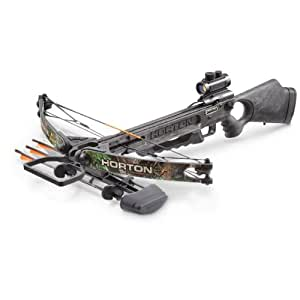The Horton® Hd Legend! 175 - Lb. The Top - Selling Crossbows in the World. Find Out Why for Less!