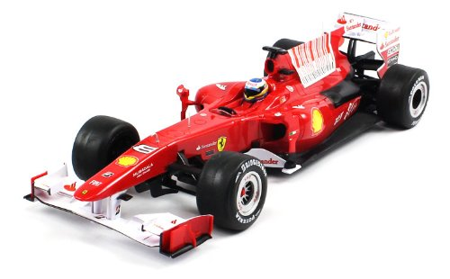 OFFICIALLY Licensed Electric Full Function 1:18 Ferrari F10 Formula One RTR RC Car
