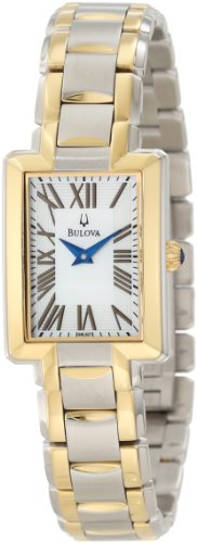 Bulova Women's 98L157 Two-Tone Bracelet Watch