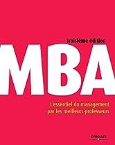 MBA : L'essentiel du management par les meilleurs professeurs