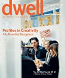 img - for Dwell Magazine April 2006 (Single Issue) (Profiles in Creativity: Marcel Wanders, Byoung Cho, J.Abbott Miller and Ellen Lupton) book / textbook / text book