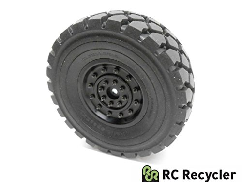 (1) RC4WD Humvee 1.9 Alu Wheel Mil-Spec Tire Z-Q0018 Z-P0056 Hummer Military ,#G14E6GE4R-GE 4-TEW6W240293 (Hummer Military Tires compare prices)