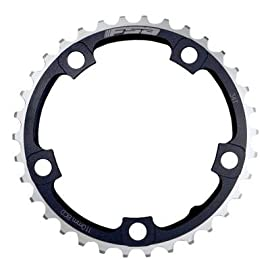 FSA Super Road 10-Speed Bicycle Chainring - 34T/110mm for 50T - N-10 - 370-0234K